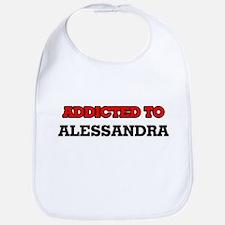 Addicted to Alessandra Bib