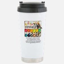 Create Stainless Steel Travel Mug