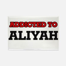 Addicted to Aliyah Magnets
