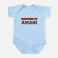 Addicted to Amani Body Suit