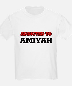 Addicted to Amiyah T-Shirt