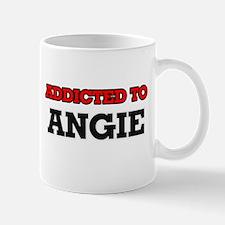Addicted to Angie Mugs