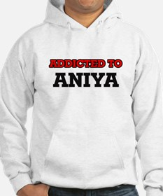 Addicted to Aniya Hoodie Sweatshirt