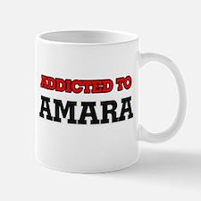 Addicted to Amara Mugs