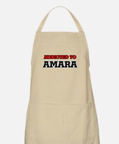 Addicted to Amara Apron
