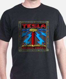 TESLA_COIL-11x11_pillow T-Shirt