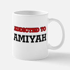 Addicted to Amiyah Mugs