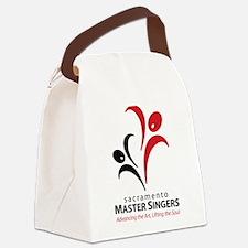Master Singers Logo Canvas Lunch Bag