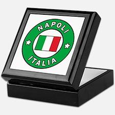 Cute Naples Keepsake Box