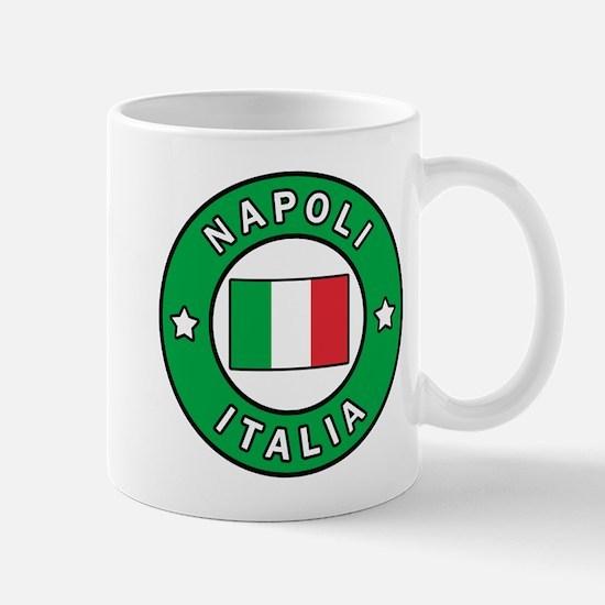 Napoli Italia Mugs