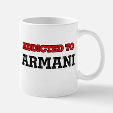 Addicted to Armani Mugs