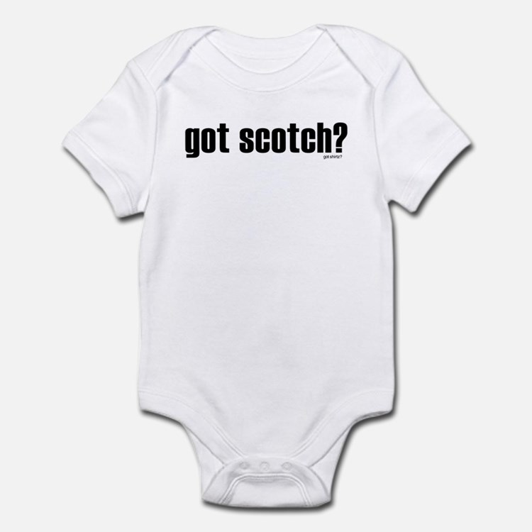 Got Scotch? Infant Bodysuit