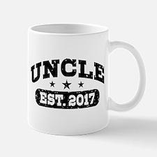 Uncle Est. 2017 Mug