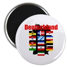 Cute Travel germany Magnet