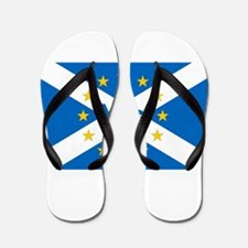 Yes to Independent European Scotland - Flip Flops
