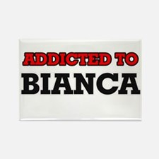 Addicted to Bianca Magnets