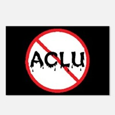 Funny Aclu Postcards (Package of 8)