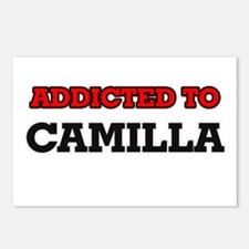 Addicted to Camilla Postcards (Package of 8)