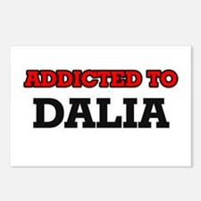 Addicted to Dalia Postcards (Package of 8)
