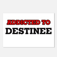 Addicted to Destinee Postcards (Package of 8)