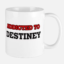Addicted to Destiney Mugs