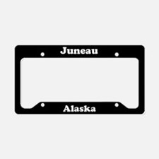 Juneau AK - LPF License Plate Holder