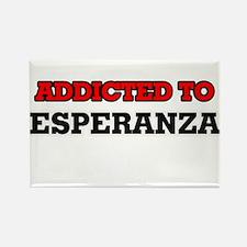 Addicted to Esperanza Magnets