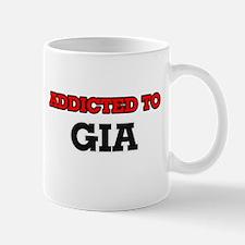 Addicted to Gia Mugs