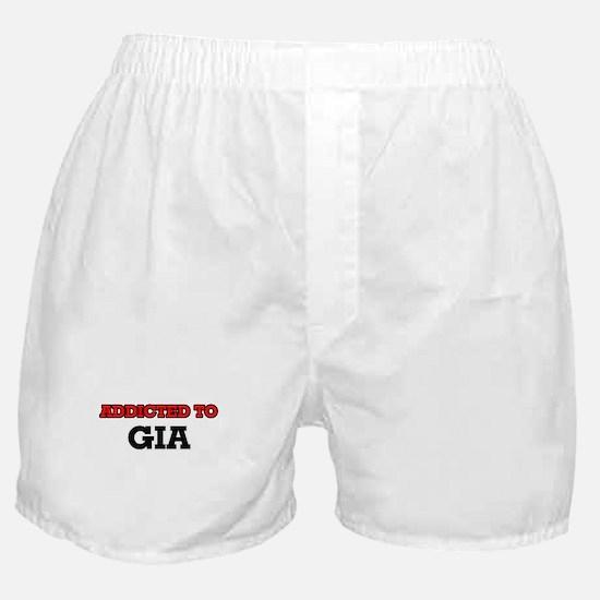 Addicted to Gia Boxer Shorts