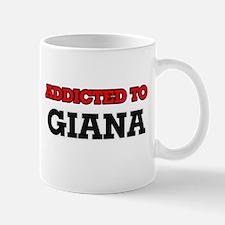 Addicted to Giana Mugs