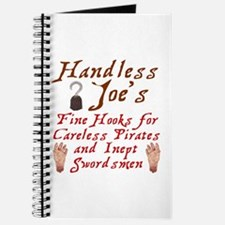 Handless Joe's Journal