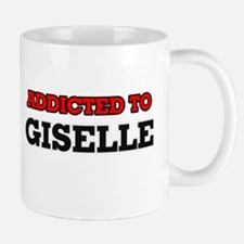 Addicted to Giselle Mugs