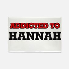 Addicted to Hannah Magnets
