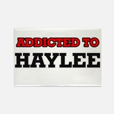 Addicted to Haylee Magnets