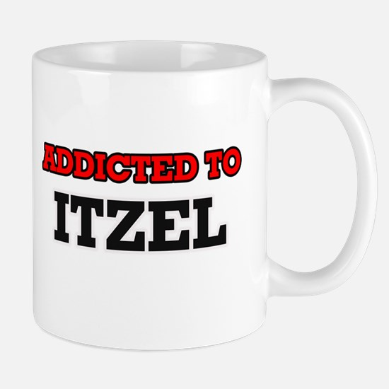 Addicted to Itzel Mugs