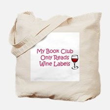 book club.psd Tote Bag
