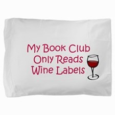 book club.psd Pillow Sham