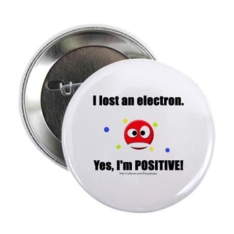 "Lost Electron 2.25"" Button"