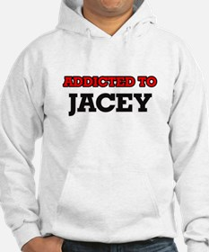 Addicted to Jacey Hoodie Sweatshirt