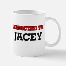 Addicted to Jacey Mugs