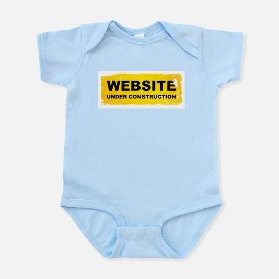 Website Under Construction Body Suit
