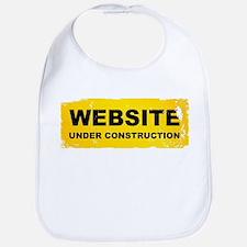 Website Under Construction Bib