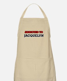 Addicted to Jacquelyn Apron