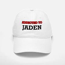 Addicted to Jaden Baseball Baseball Cap