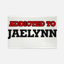 Addicted to Jaelynn Magnets