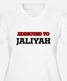 Addicted to Jaliyah Plus Size T-Shirt