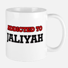 Addicted to Jaliyah Mugs