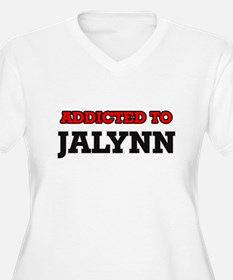 Addicted to Jalynn Plus Size T-Shirt