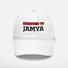 Addicted to Jamya Baseball Baseball Cap