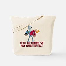 Futurama All the Friends Tote Bag